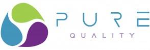 pure quality logo